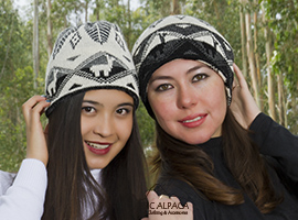 Reversible Alpaquita Knit Hat